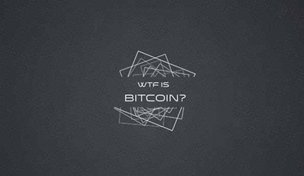 WTF is Bitcoin? (Web)